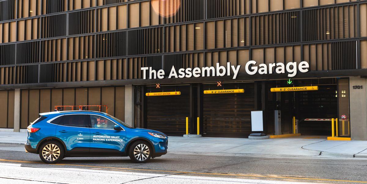 Ford ve Bosch otomatik park sistemini tanıttı