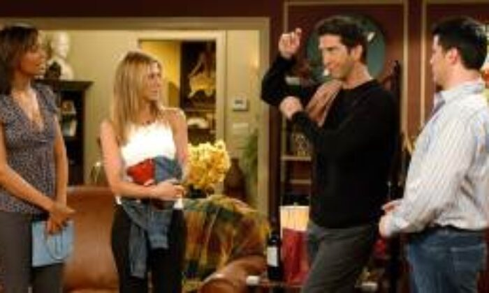 Friends'in Özel Bölümü Bir Kez Daha Ertelendi
