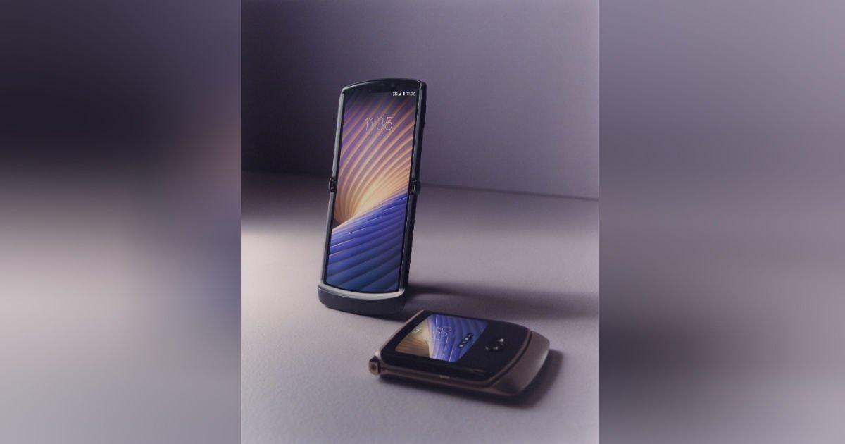 Motorola, oldukça yüksek fiyatıyla katlanabilir telefonu Razr 5G'yi duyurdu