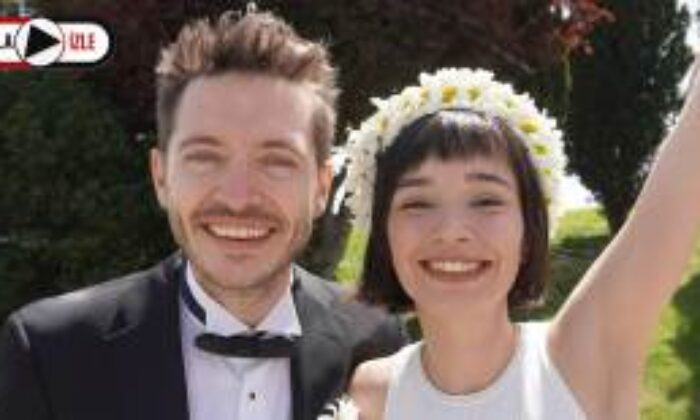 Serkan Şenalp ve Eşi Esengül Yılmaz Düğün Yaptı