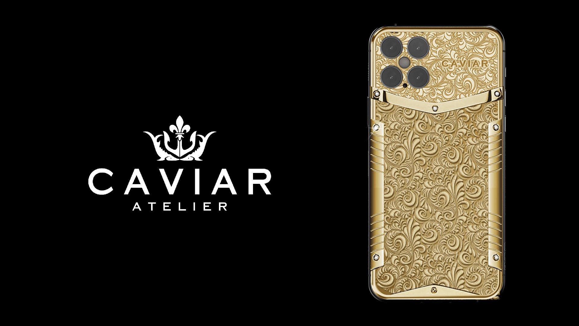Altın kaplama iPhone 12 Pro'lar ön siparişe açıldı