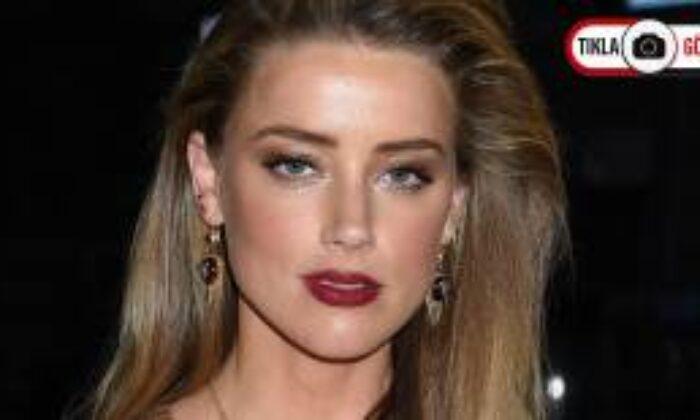 Amber Heard Kapadokya'ya Gitti