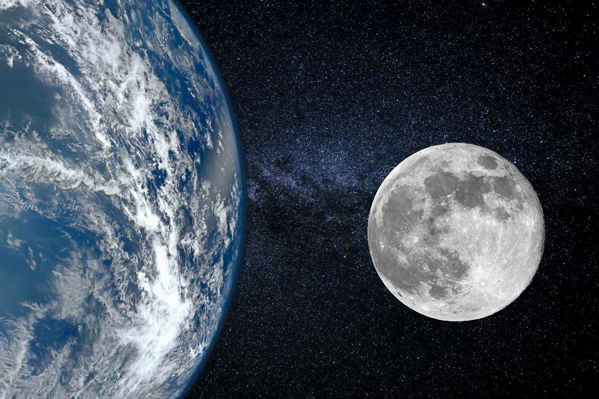Bilim insanları: Ay'ın oluşumu Dünya atmosferinin yarısından fazlasını yok etti #1
