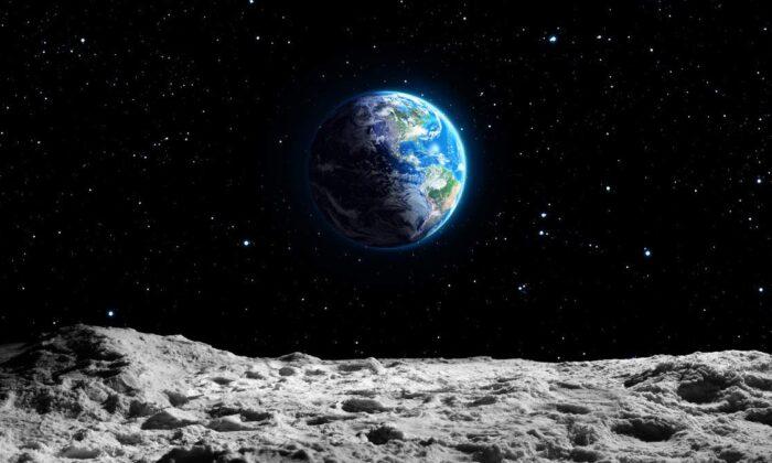 Bilim insanları: Ay'ın oluşumu Dünya atmosferinin yarısından fazlasını yok etti