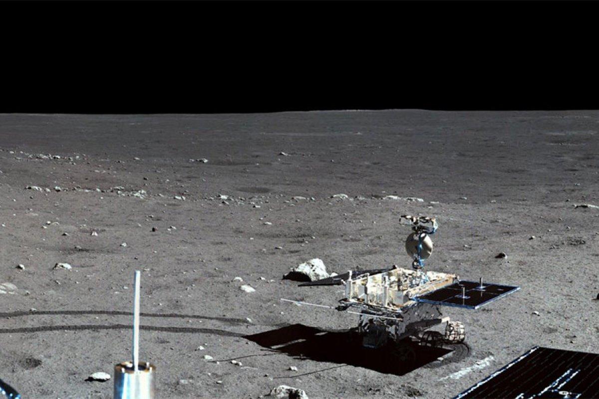 Çin'in Ay'a gönderdiği araç, 600 günde 566 metre yol katetti