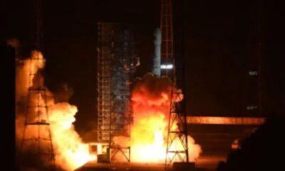 Çin, optik algılama uydusunu uzaya gönderdi