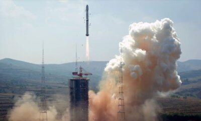 Çin, üçüncü okyanus gözlem uydusunu uzaya gönderdi