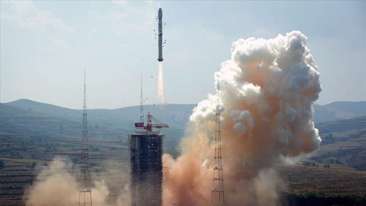 Çin, üçüncü okyanus gözlem uydusunu uzaya gönderdi #1