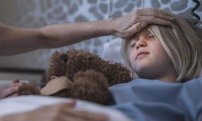 Çocuklarda ateşli havalede genetik faktörlere dikkat