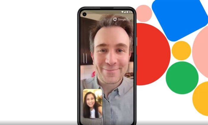 Google Duo'nun Android sürümüne ekran paylaşma özelliği geldi