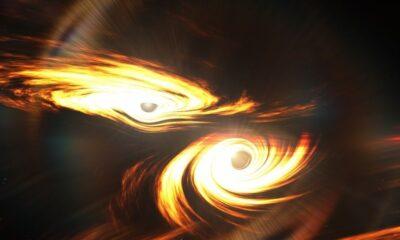Kara deliklerin çarpışma sesi, 7 milyar yıl sonra Dünya'ya ulaştı