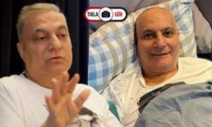 Kök Hücre Tedavisi Gören Mehmet Ali Erbil Taburcu Oldu
