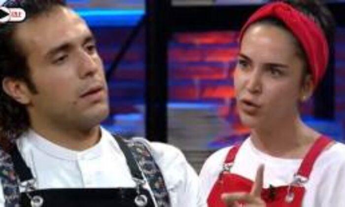 MasterChef Türkiye'nin İlk Dokunulmazlık Oyununda Yarışmacılar Birbirine Girdi