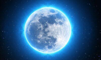 NASA: 31 Ekim'de Mavi Dolunay gerçekleşecek