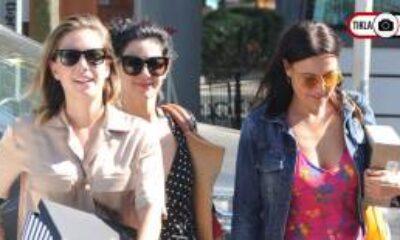 Nesrin Cavadzade, Eda Ece ve Şevval Sam'a Övgüler Yağdırdı