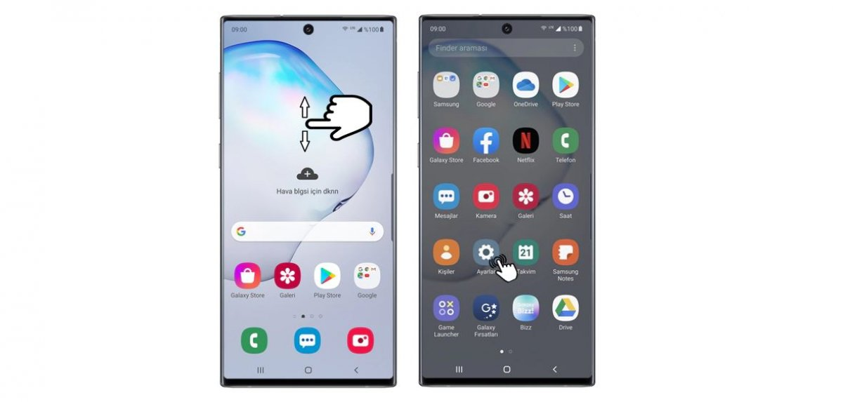 Samsung akıllı telefonlarda batarya durumu nasıl kontrol edilir?