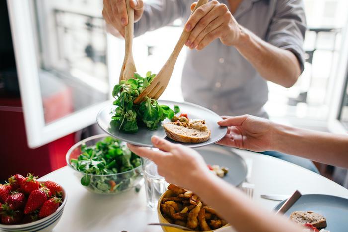 Vejetaryen ve pesketaryen diyetler kalp hastalığı riskini azaltıyor