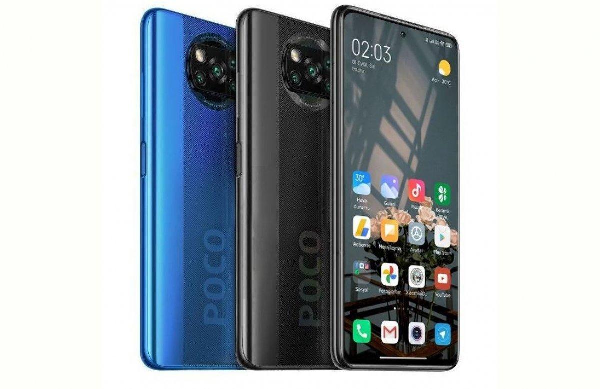 Xiaomi POCO X3 modelinin Türkiye fiyatı belli oldu