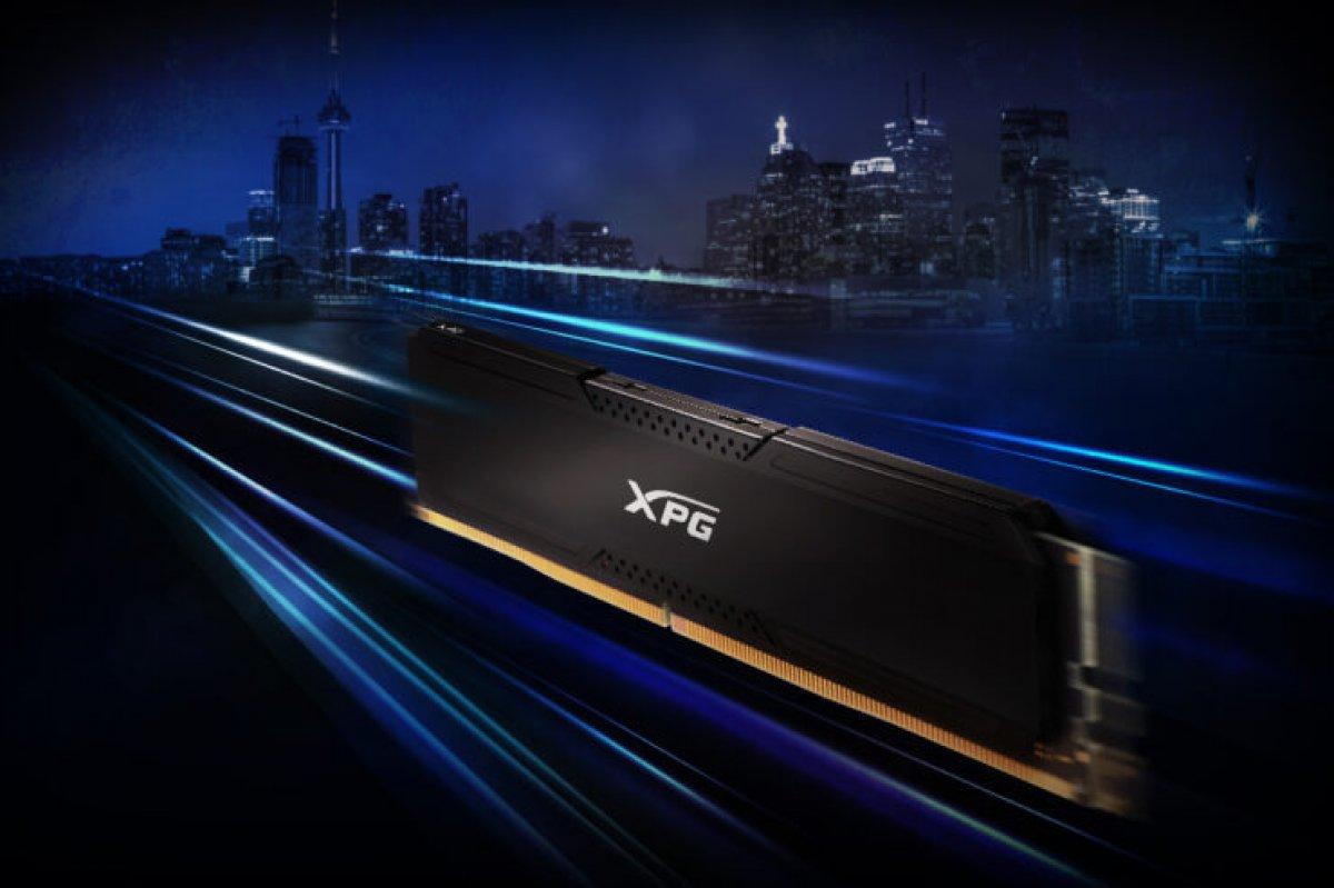 XPG, 4133 MHz frekansında çalışan yeni nesil GAMMIX DDR4 RAM'ini duyurdu