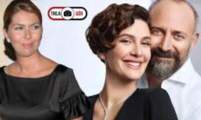 Zeynep Korel'den Halit Ergenç Açıklaması