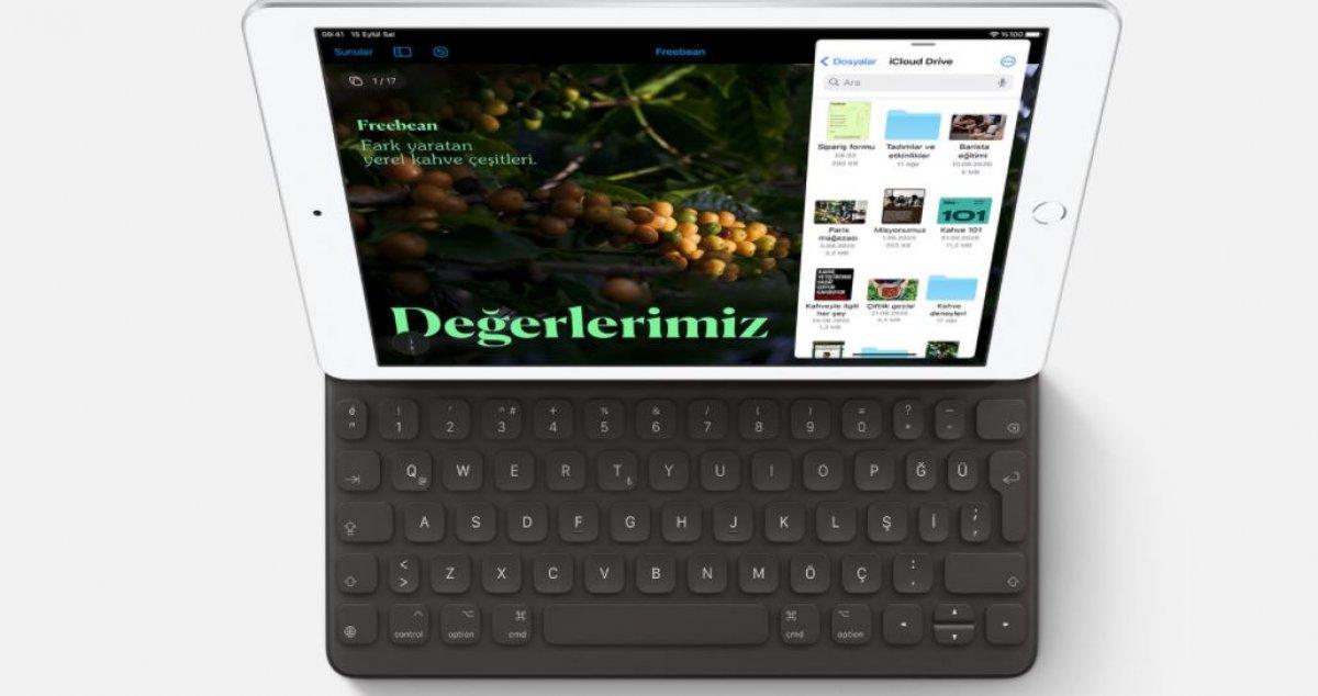 Apple, 10.2 inçlik yeni iPad modelini Türkiye'de satışa çıkardı: İşte yeni iPad Türkiye fiyatı ve özellikleri