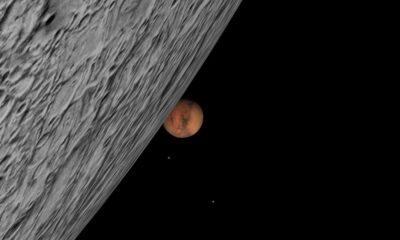 Ay'da ve Mars'ta mineral madenciliği yapılabilecek
