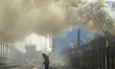 BM: Atmosferdeki karbondioksit oranı rekor seviyede