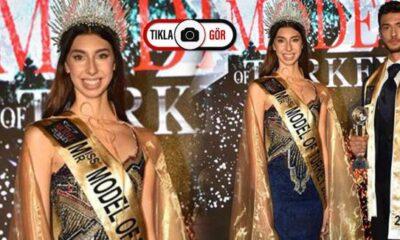 Ceyda Toyran Miss Model Seçildi