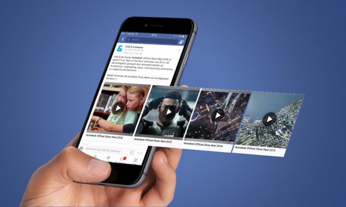Facebook, videolardan gelir elde etme özelliğini Türkiye'de yayınladı