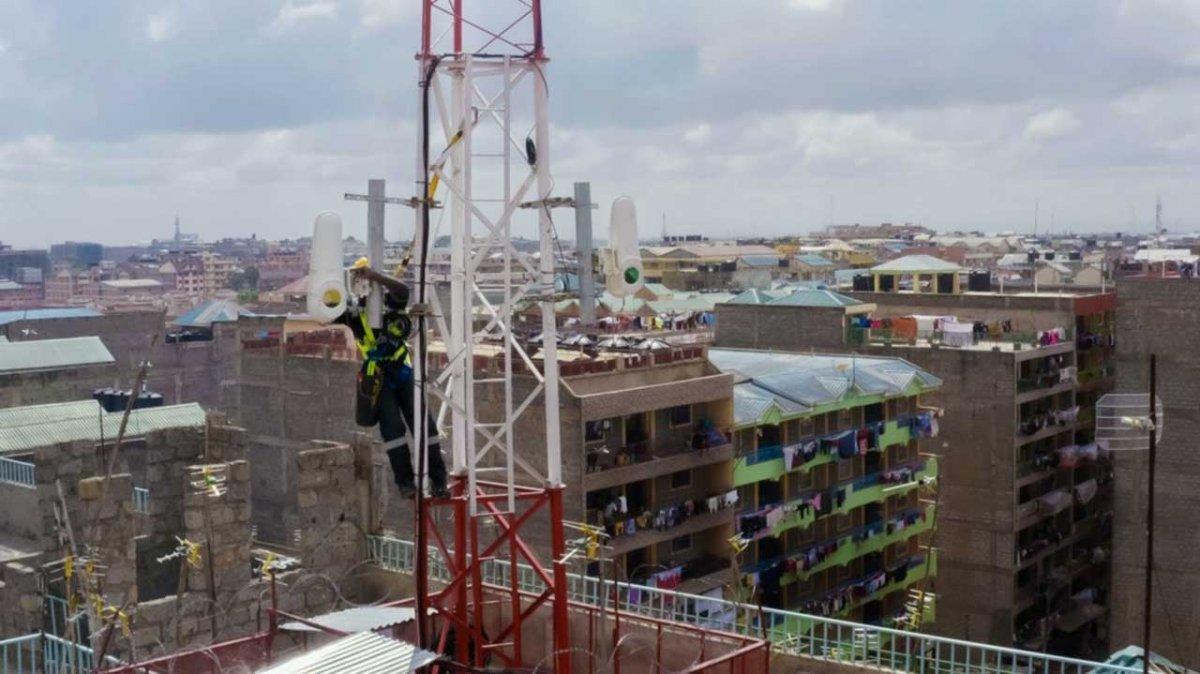 Google, ışık yoluyla kablosuz internet hizmetini Kenya'da başlatıyor