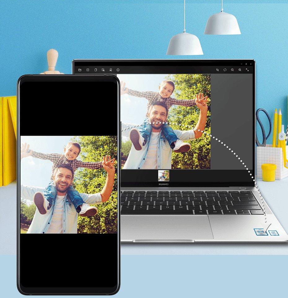 Huawei Share OneHop nedir
