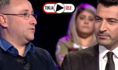 Kim Milyoner Olmak İster'e Damga Vuran Yarışmacı, Kenan İmirzalıoğlu'nu Ağlattı!