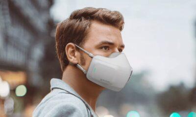 LG'den koronavirüse karşı akıllı maske