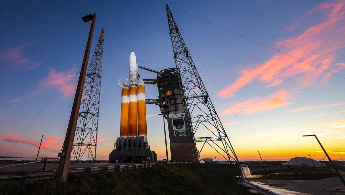 ABD, NROL-44 isimli casus uydusunu uzaya fırlattı