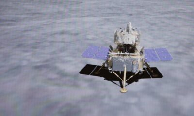 Çin'in Ay'a inen uzay aracı örnek toplamayı başardı