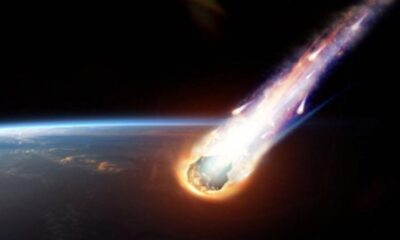 Güneş sisteminde gizemli dev bir göktaşı dolaşıyor