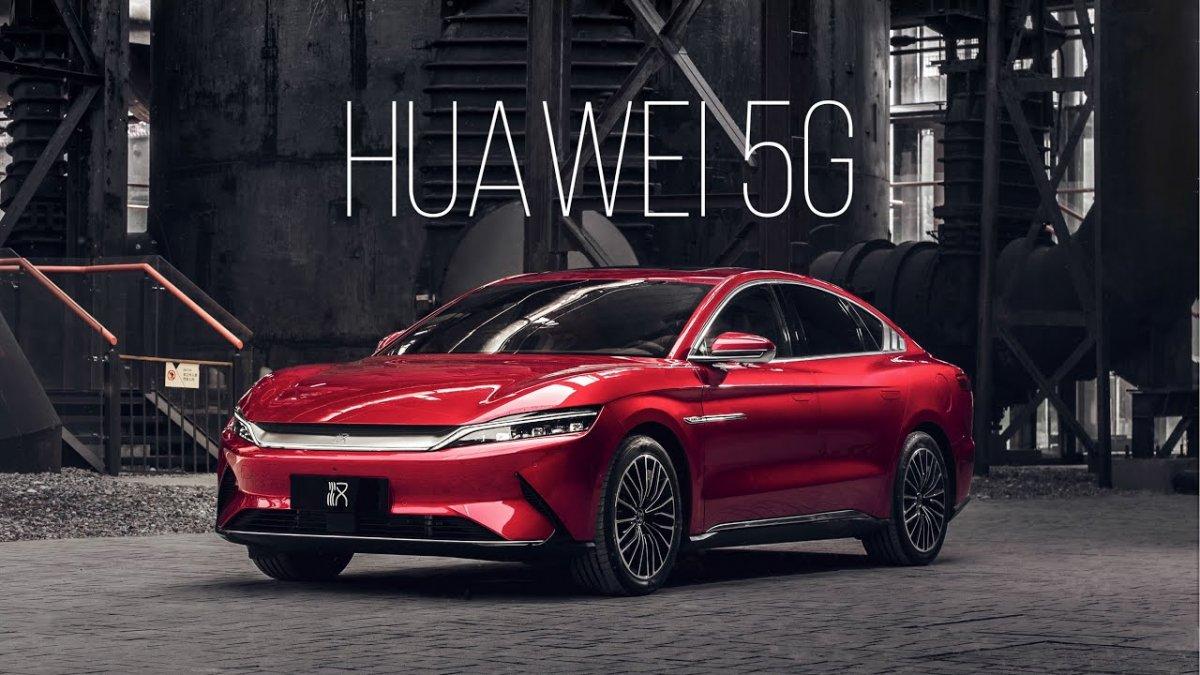 Huawei elektrikli otomobil pazarına giriyor #1