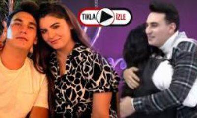 Kemal Ayvaz, Hanife Gürdal'a Canlı Yayında Evlilik Teklifi Etti