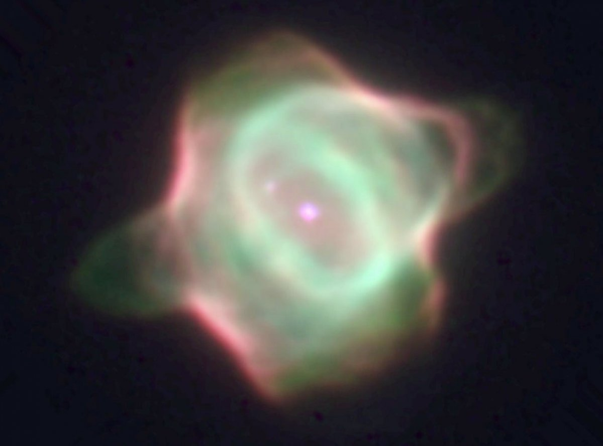 NASA, bir bulutsunun çok tuhaf davranışını gözlemledi