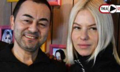 Serdar Ortaç'ın Sevgilisine Verdiği Cevap Çok Konuşuldu