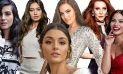 Top Beauty World 2020'nin En Güzel 100 Kadını Belli Oldu
