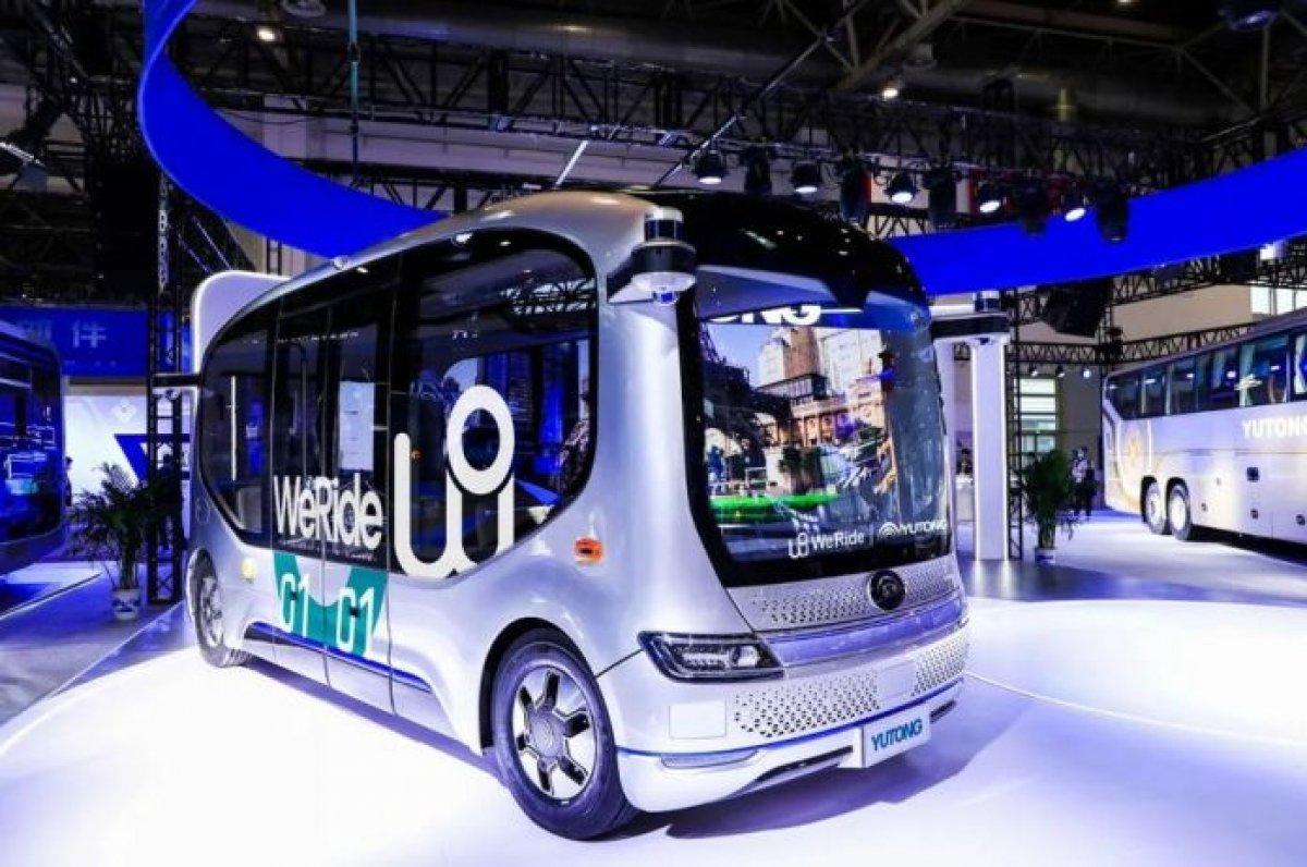 WeRide, sürücüsüz otobüsler için 200 milyon dolar yatırım aldı