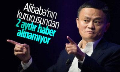 Çinli Alibaba'nın kurucusu Jack Ma kayıplara karıştı