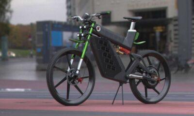Güneş enerjisi ile çalışan elektrikli bisiklet Terra'nın fiyatı belli oldu