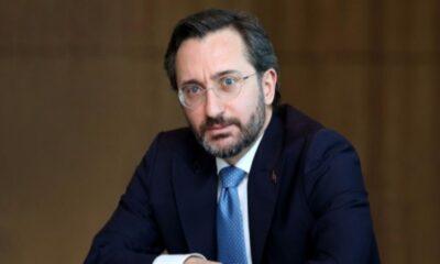 İletişim Başkanı Fahrettin Altun: BiP ve Yaay gibi milli platformlara yönelimin artması olumlu