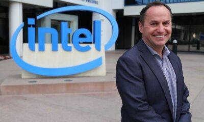Intel CEO'su Bob Swan görevinden ayrılıyor