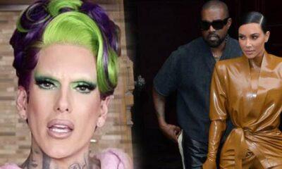 Kanye West, Kim Kardashian'ı Jeffree Star'la mı Aldattı?