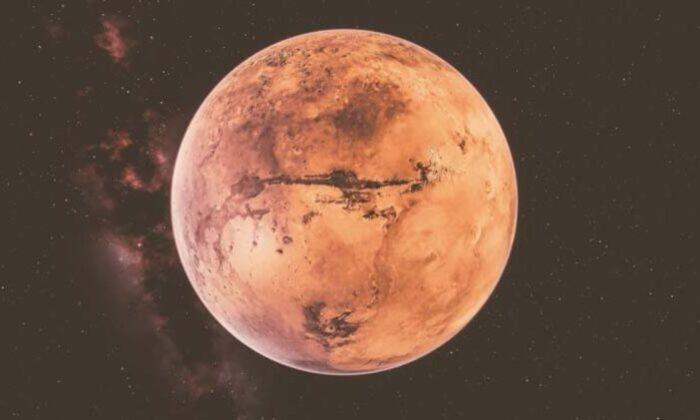 Mars'ın dönerken yalpaladığı ortaya çıktı
