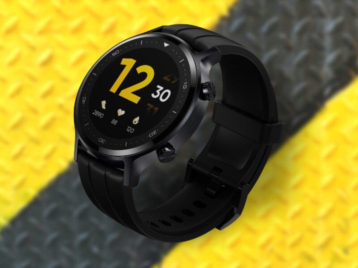 Realme Watch S Türkiye'de satışta: İşte fiyatı ve özellikleri