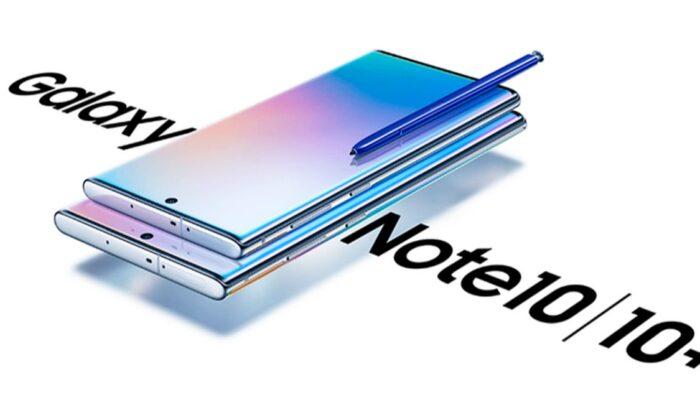 Samsung Galaxy Note 10 serisine Android 11 güncellemesi geldi